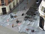 Encargo para la peatonalización de la calle Hermosilla