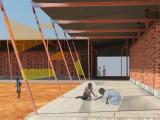 Prototipo de escuela en Angola, JM Sanz arquitectos