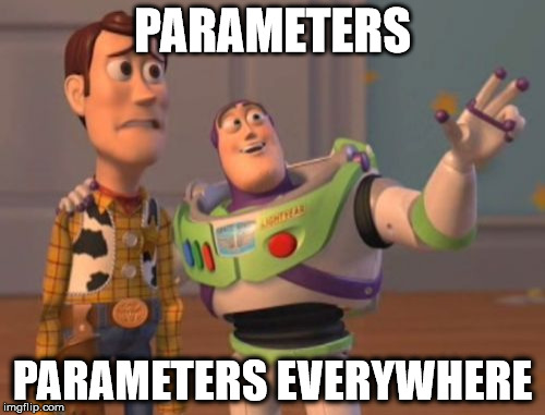 Parameters_everywhere