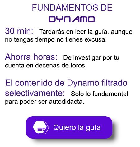 GUIA FUNDAMENTOS DE DYNAMO E3D