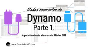Nodos esenciales de Dynamo. Parte 1.