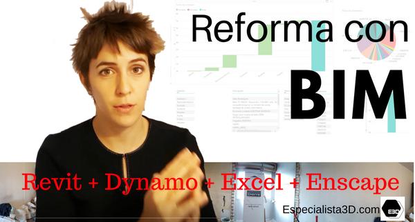"Video de Youtube ""Reforma con BIM"""
