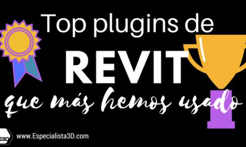 Top plugins de Revit que más hemos usado