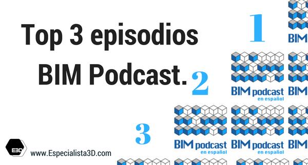 Top 3 BIM Podcast